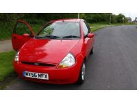 FORD KA COLLECTION 56 PLATE 1 FORMER KEEPER, SERVICE HISTORY, KEYS x2
