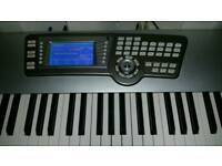 ***PRICE DROP*** Alesis Fusion 8HD synth / workstation 88 KEYS FULLY WEIGHTED