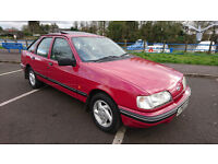 Ford Sierra 1.8 CVH (not Lexus IS200 Sport, BMW 318is 328i Sport, M3, AE86)