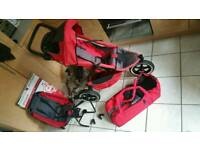 NOW SOLD Phil and teds ted double buggy pram pushchair push chair stroller