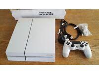 Playstation 4 500GB with GTA 5