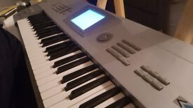 Korg Trinity Plus Synth 61 Keys MUSIC WORKSTATION KEYBOARD