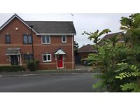 Modern 2 Bed Semi House. Carlton Poulton. Blackpool. Very clean & Cosy