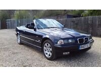 BMW 325i manual convertable. Only 98k!