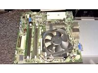 Motherboard DG33M03 With 2Gb Ram