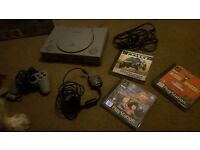 Playstation1 immaculate condition seldom used