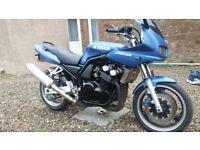 2002 YAMAHA FAZER FZS 600. HPI CLEAR. BARGAIN £1,195