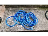 RCA Phono male cable 2,5m(solid)