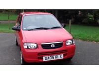 Low Milage Suzuki Alto 1.0 L 5dr FSH £30 road tax Low insurance