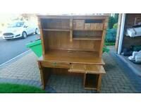 Barker and stonehouse Study desk. £1500 new