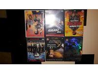 ACTION DVD FILMS