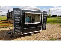 Catering trailer £2990