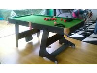 Snooker Table freestanding