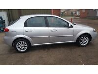 2006 Chevrolet Lacetti 1.6 Auto SX Great condition, Low mileage drives superb any trial welcome- ONO
