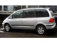 Seat Alhambra auto 2005. Sat Nav, PlayStation