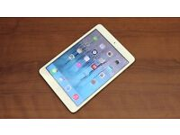iPad Mini 2 16GB White/Silver in Excellent Condition