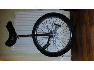 "unicycle bike 20"" great fun best quality"