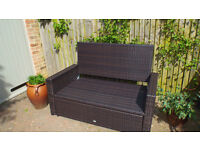 Rattan garden 2 seater daybed furniture - New