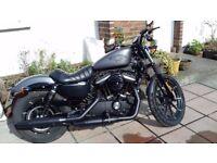 2016 Harley Iron 883