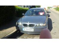 BMW 316 ES BLUE 5 DR LONG MOT lovely car