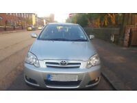 Hatchback Toyota with excellent condition inside out, full service history for sale