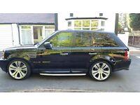 Range Rover Sport HSE 3.6V8