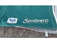 Sombrero caravan awning 900
