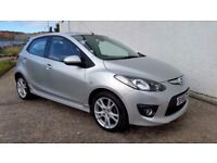 2008 (58) MAZDA 2 SPORT 1.5 44,000 MILES FULL SERVICE HISTORY STUNNING CONDITION THROUGHOUT