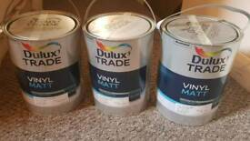 dulux trade vinyl matt 5l