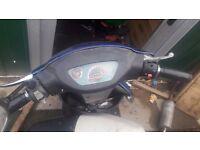 Db50qt11 sport 50cc project spares repairs
