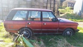 RANGE ROVER CLASSIC 1993 for spares..