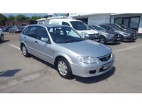 MAZDA 323F GXI GOOD CONDITION PERFECT RUNNER 81K MILEAGE SERVICE UNTIL 55K 1.6 PETROL