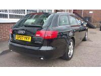 Audi A6 2.0 TDI Diesel Estate 2007