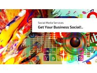 Social Media Marketing Management Services for your Business