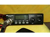 For Sale Midland Alan 98 Plus 80ch CB Radio