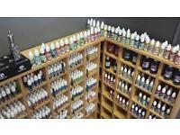 Vvapour store certified all genuine! Juice,liquid,u juice, e cig's,flavours,mods,tanks,accessories