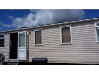 Private 3bed caravan for hire on Haven site caister norfolk.