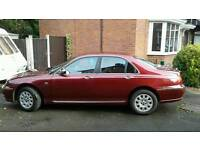 Rover 75 1.8 Connoisseur Manual