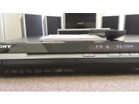 HOME CINEMA SYSTEM DVD (SONY)
