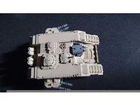 2 Space marine Landraider tanks