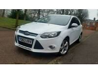 2013 Ford Focus 1.6 Hdi Econetic Excellent runner Zero Road tax Hpi clear