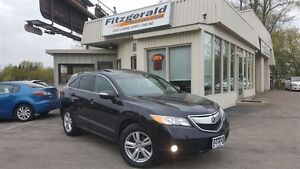 2013 Acura RDX Base w/Technology Package - NAV! BACK-UP CAM!