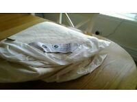 King size mattress cover fitted