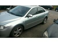 Mazda 6 ts spares or repairs