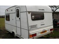 2 birth caravan