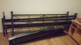 Bed frame for sale, dismantled ready for collection