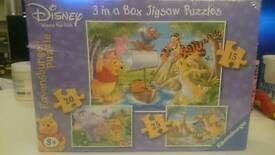 New, Winnie the Pooh puzzle