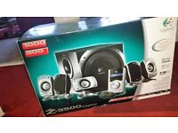 Logitech Z-5500 THX-Certified 5.1 Digital Surround Sound Speaker System £100 o.n.o