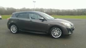Mazda 3 2.2d Sport 2011