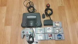 Nintendo 64 bundle n64